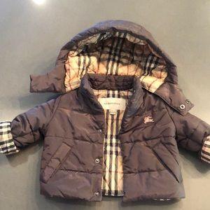 💕Burberry baby jacket 💕